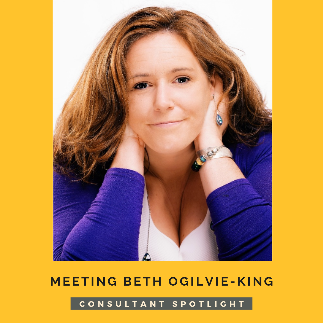 Meeting Beth Ogilvie-King