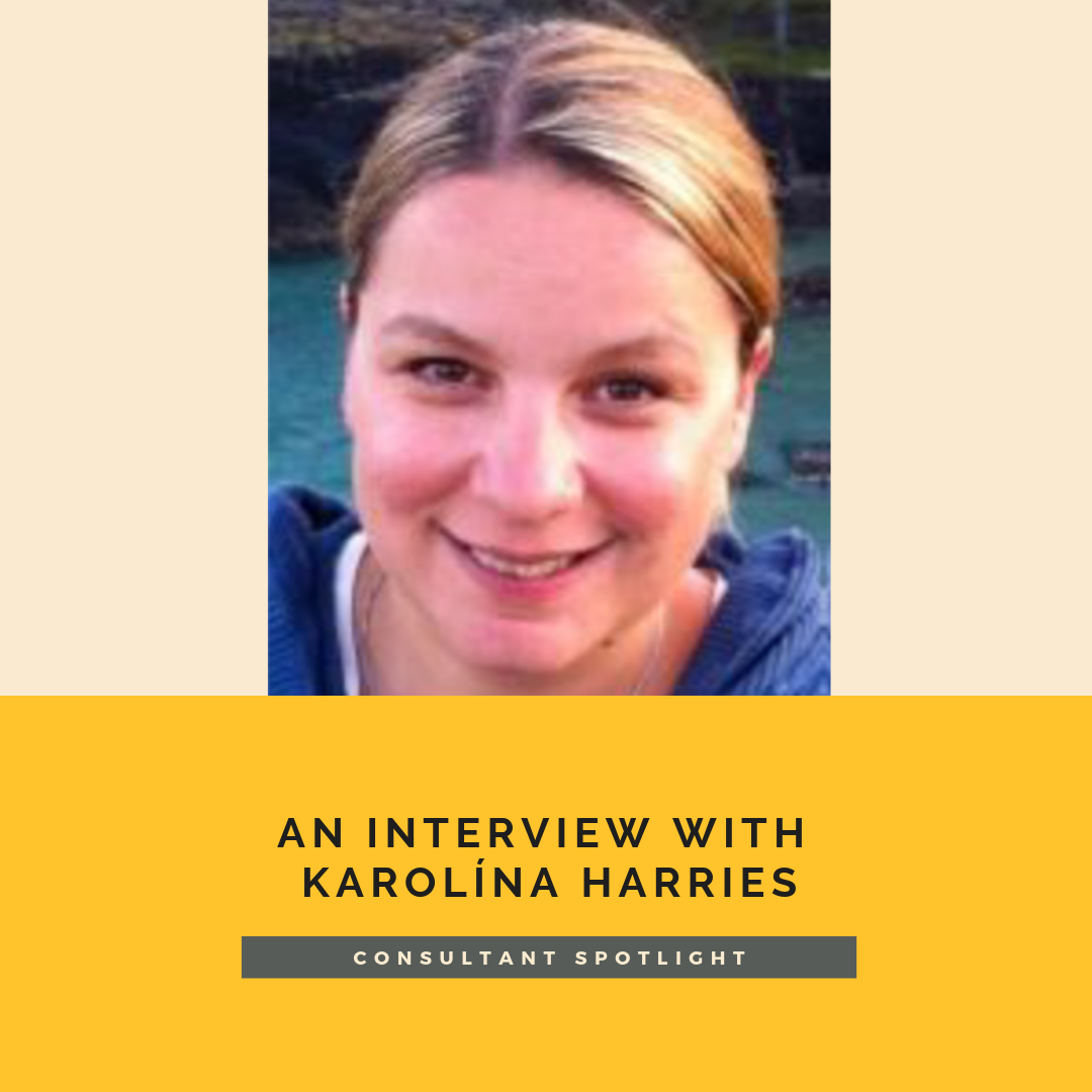 Interview with Karolina Harries