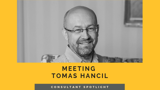Meeting Tomas Hancil