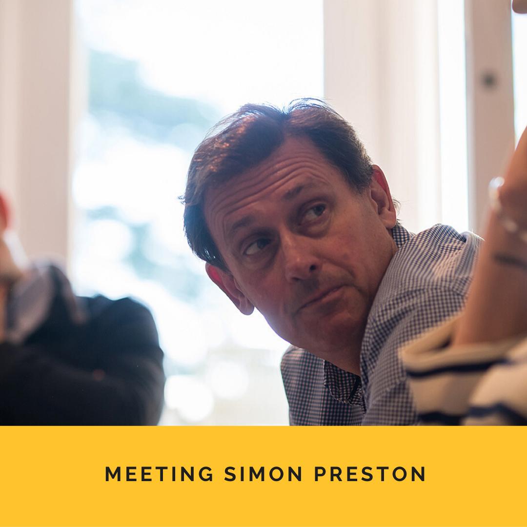 Consultant Spotlight: Simon Preston